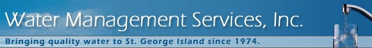 Water Management Services, Inc. - Bringing quality water to St. George Island since 1974.